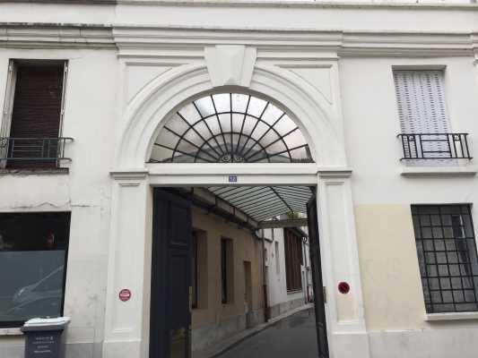 177m² de Locaux commerciaux à Louer à PARIS 75010