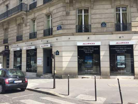101m² de Boutique à Louer à PARIS 75008