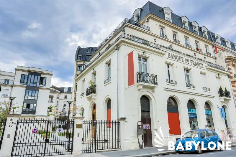 Annonce Vente Local Commercial Asnires Sur Seine 92600