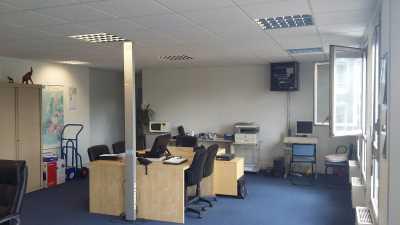 Vente location bureaux noisy le grand 107m2: evolis vente location