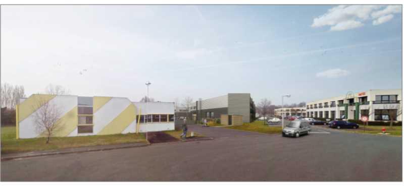 Photo du bien :  à Vendre Locaux d'activité 91140 VILLEJUST offre 703506