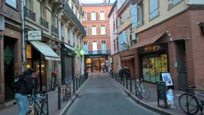 Local commercial 43 m² Hyper centre Toulouse