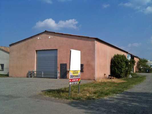 A louer local d'activité de 300 m² COLOMIERS