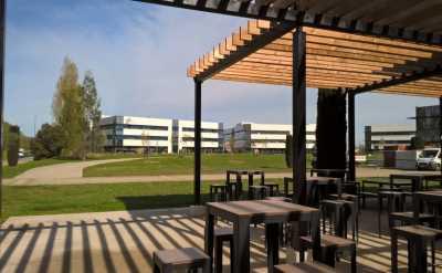 Bureaux à louer - Golf Park - Basso Cambo