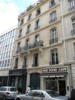 Bureaux à Vendre PARIS 75008