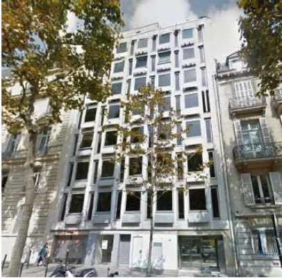 326m² de Bureaux à Louer à PARIS 75008