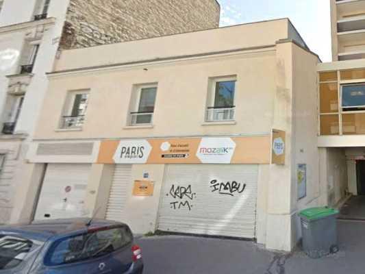 295m² de Locaux commerciaux à Louer à PARIS 75014