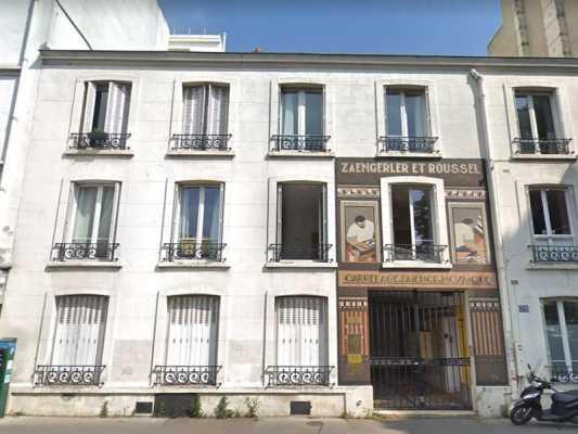 70m² de Locaux commerciaux à Vendre à PARIS 75020