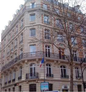 355m² de Bureaux à Vendre à PARIS 75116