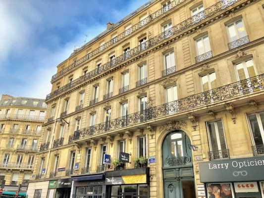 153m² de Bureaux à Louer à PARIS 75009