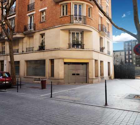 200m² de Locaux commerciaux à Louer à CLICHY 92110