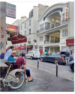 380m² de Locaux commerciaux Investissement à PARIS 75010