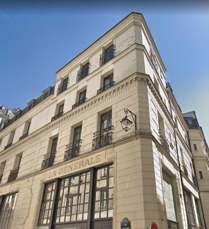 Photo du bien :  à Louer Bureaux 75002 PARIS offre 294662