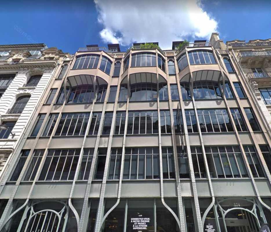 Photo du bien :  à Louer Bureaux 75002 PARIS offre 607275