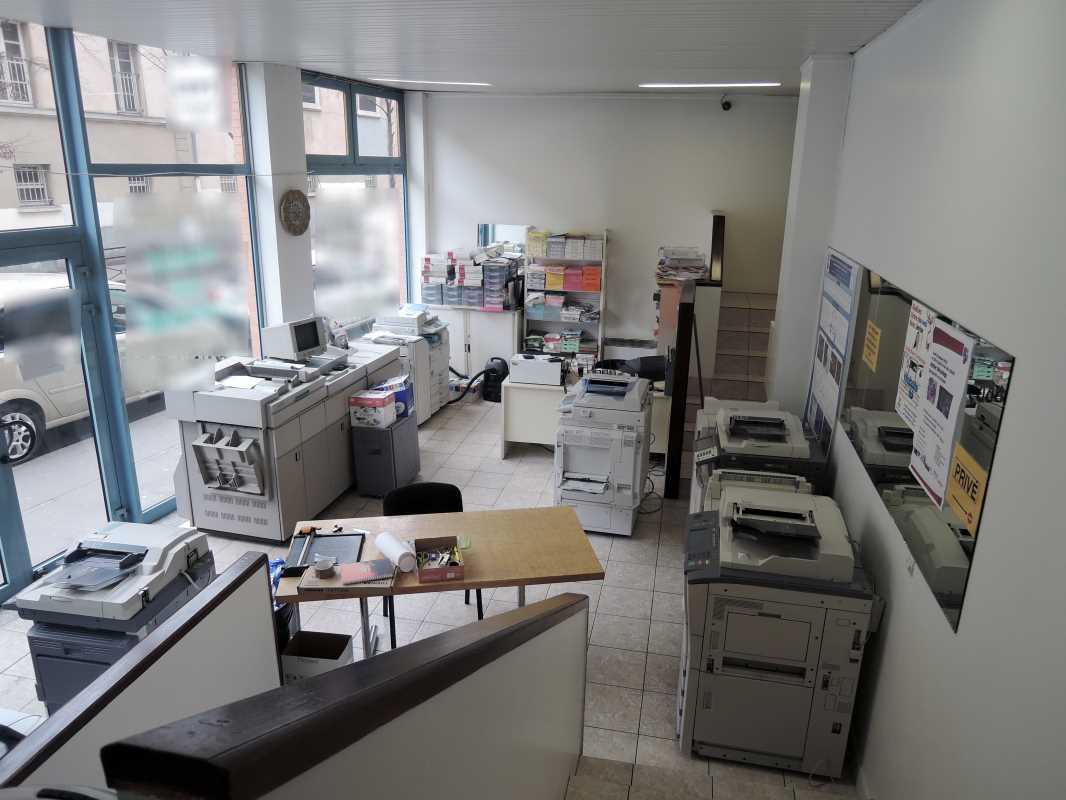 Photo du bien :  à Vendre Locaux commerciaux 93200 SAINT DENIS offre 620434