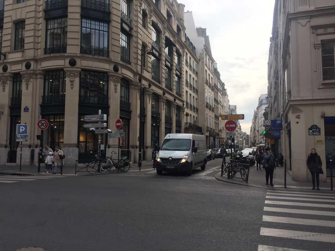 Photo du bien :  Cession de bail Locaux commerciaux 75001 PARIS offre 626231