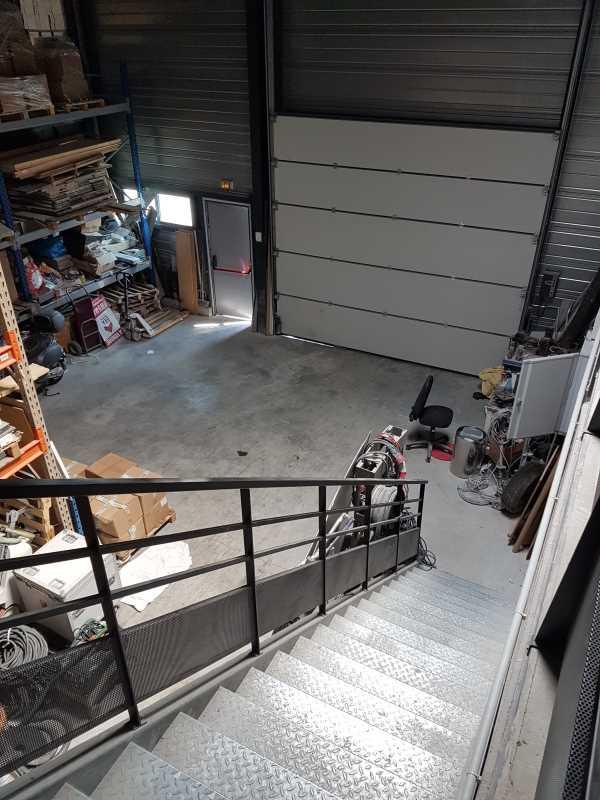 Photo du bien :  à Vendre Locaux d'activité 91350 GRIGNY offre 652217