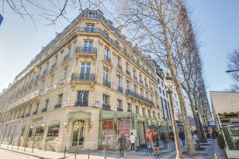Photo du bien :  à Louer Bureaux 75008 PARIS offre 674582