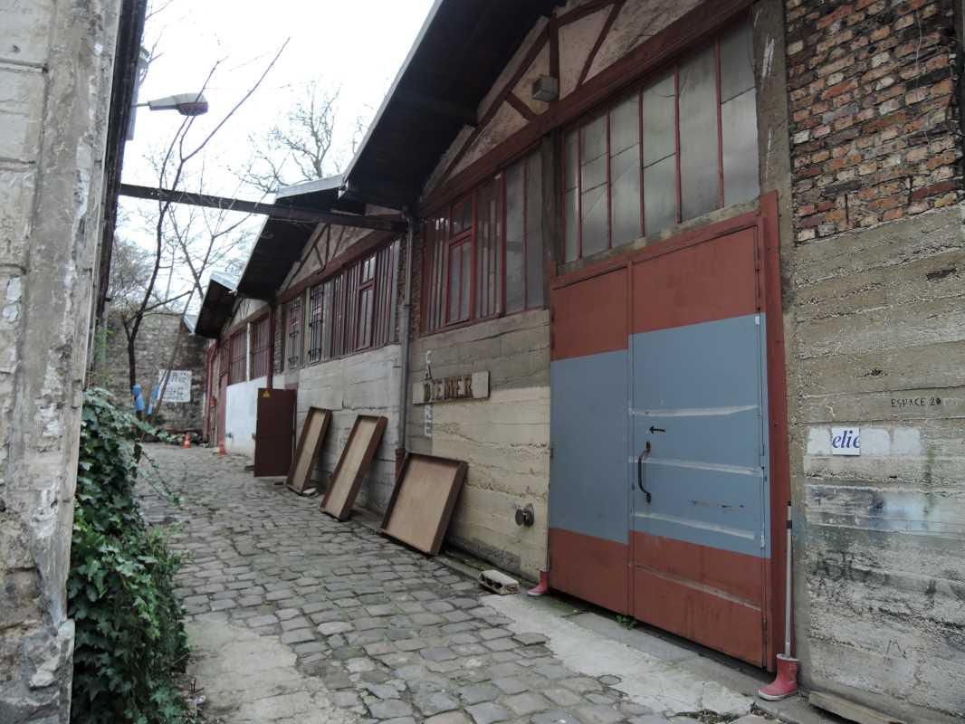 Photo du bien :  à Louer Locaux d'activité 75020 PARIS offre 691699