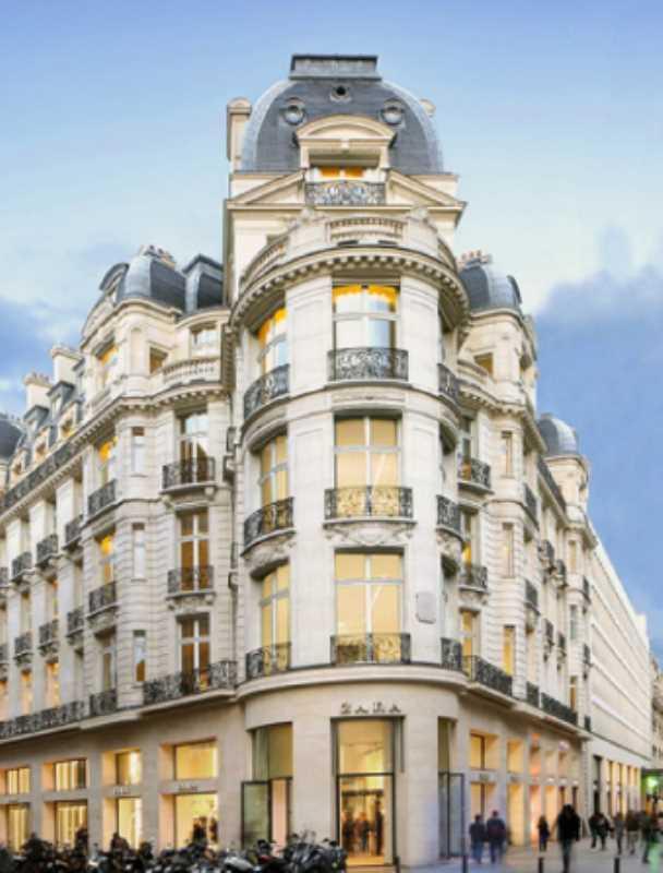 Photo du bien :  à Louer Bureaux 75008 PARIS offre 692158