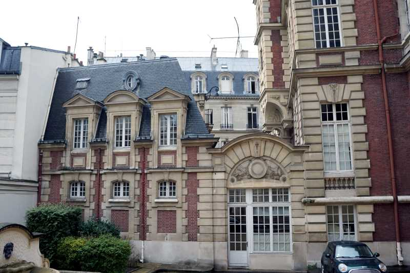 Photo du bien :  à Louer Bureaux 75016 PARIS offre 696664