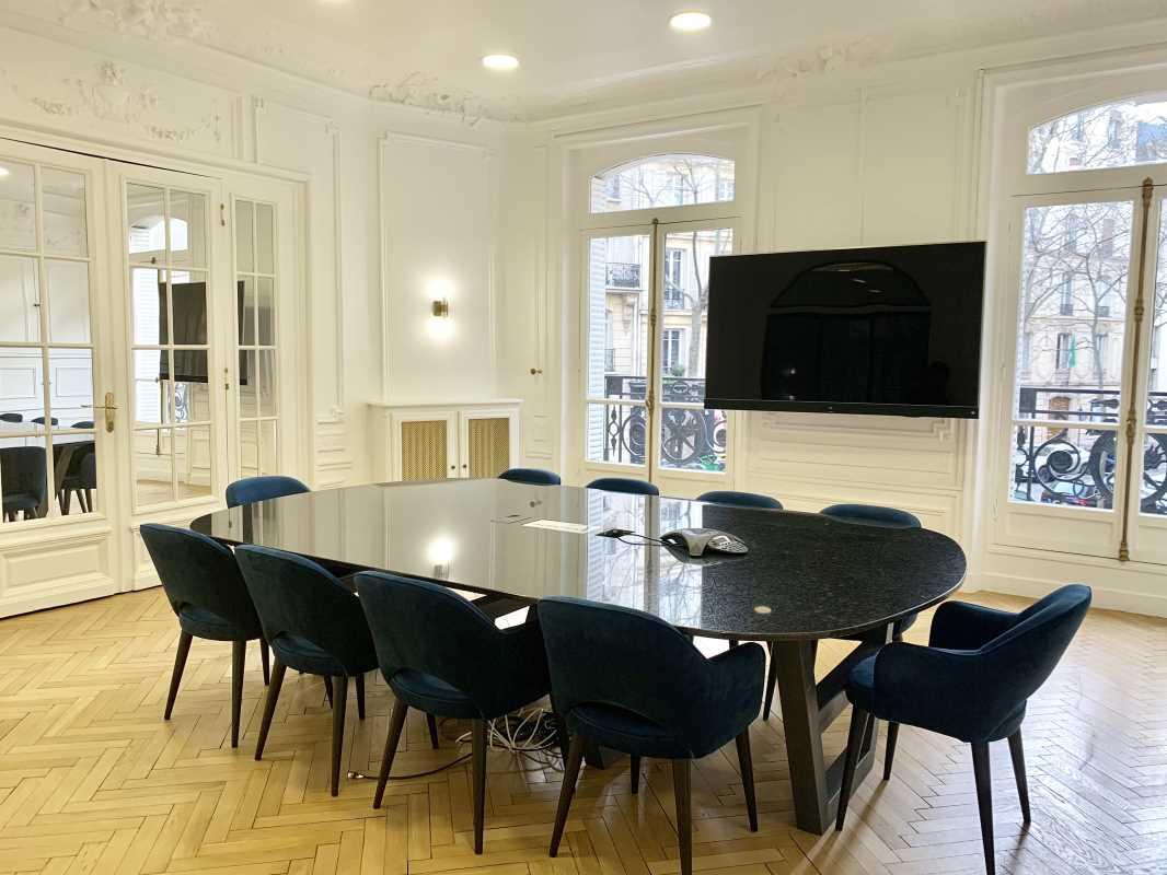 Photo du bien :  à Louer Bureaux 75016 PARIS offre 697156