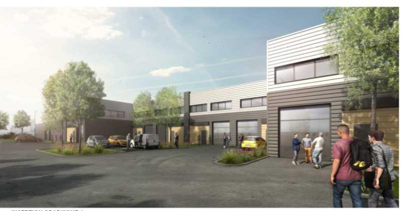 Photo du bien :  à Vendre Entrepôt et Locaux d'activité 91140 VILLEJUST offre(...)