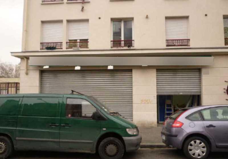 Photo du bien :  à Louer Locaux commerciaux 94200 IVRY SUR SEINE offre 706269