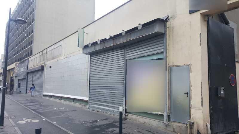 Photo du bien :  à Louer Locaux commerciaux 93200 SAINT DENIS offre 754797