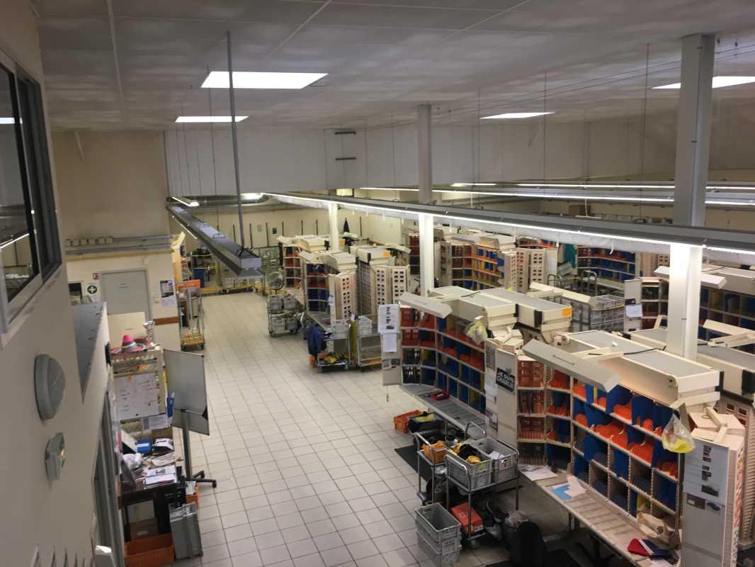 Photo du bien :  à Louer Locaux d'activité 33800 BORDEAUX offre 758931