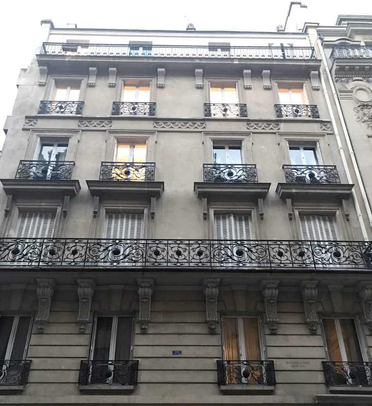 Photo du bien :  à Louer Bureaux 75008 PARIS offre 759587