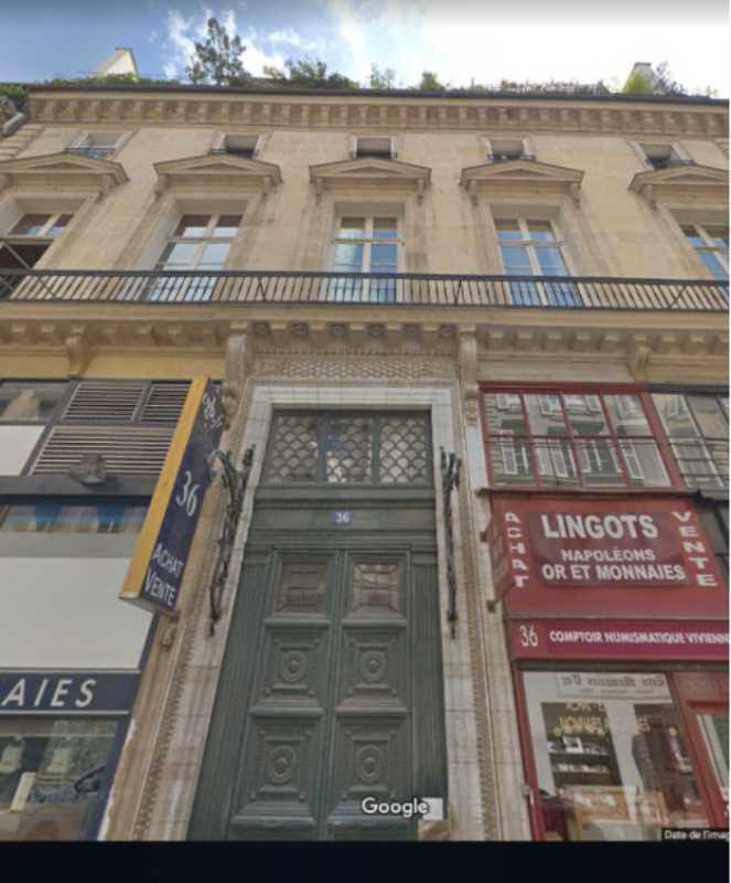 Photo du bien :  à Louer Bureaux 75002 PARIS offre 778464