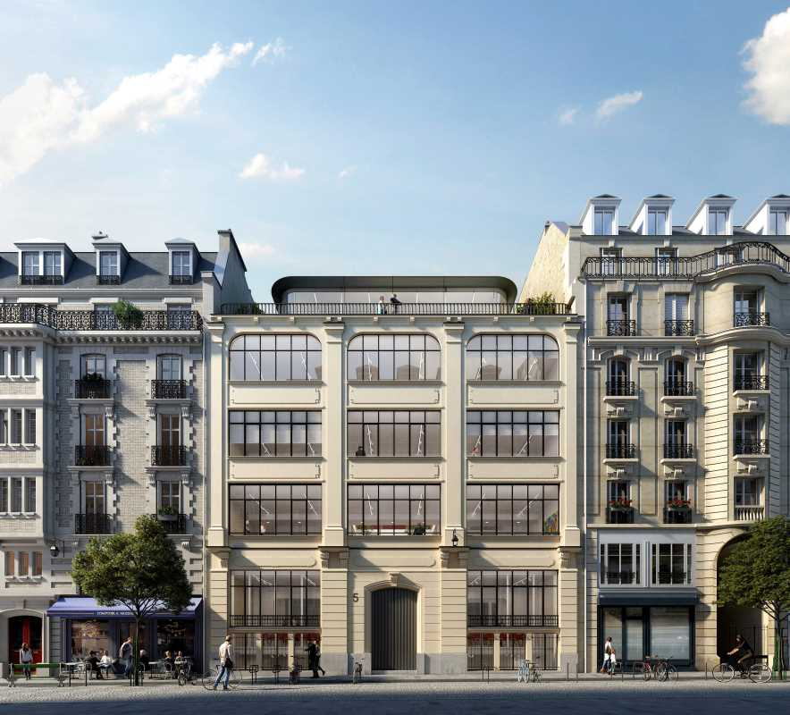 Photo du bien :  à Louer Bureaux 75002 PARIS offre 786317