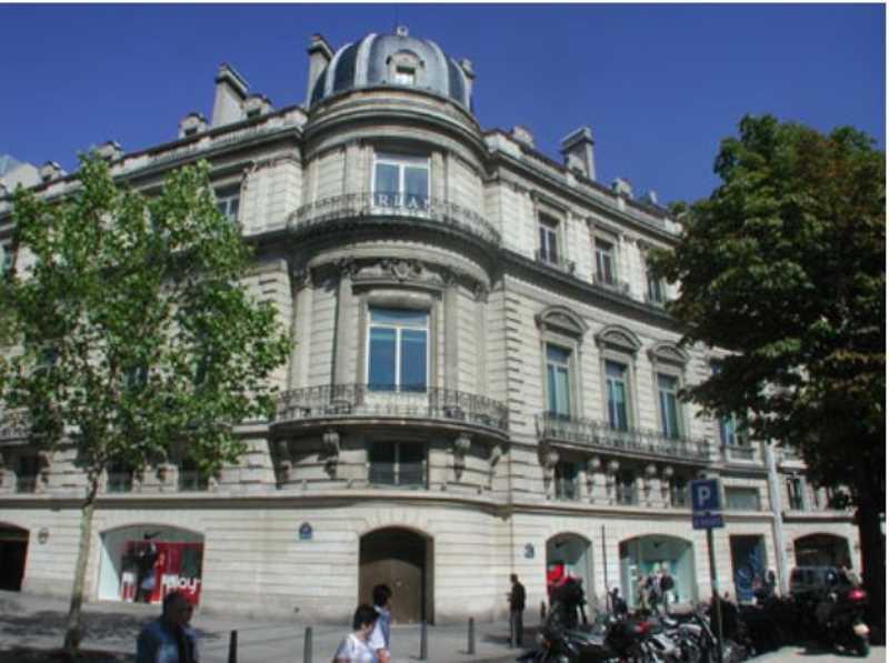 Photo du bien :  à Louer Bureaux 75008 PARIS offre 789502