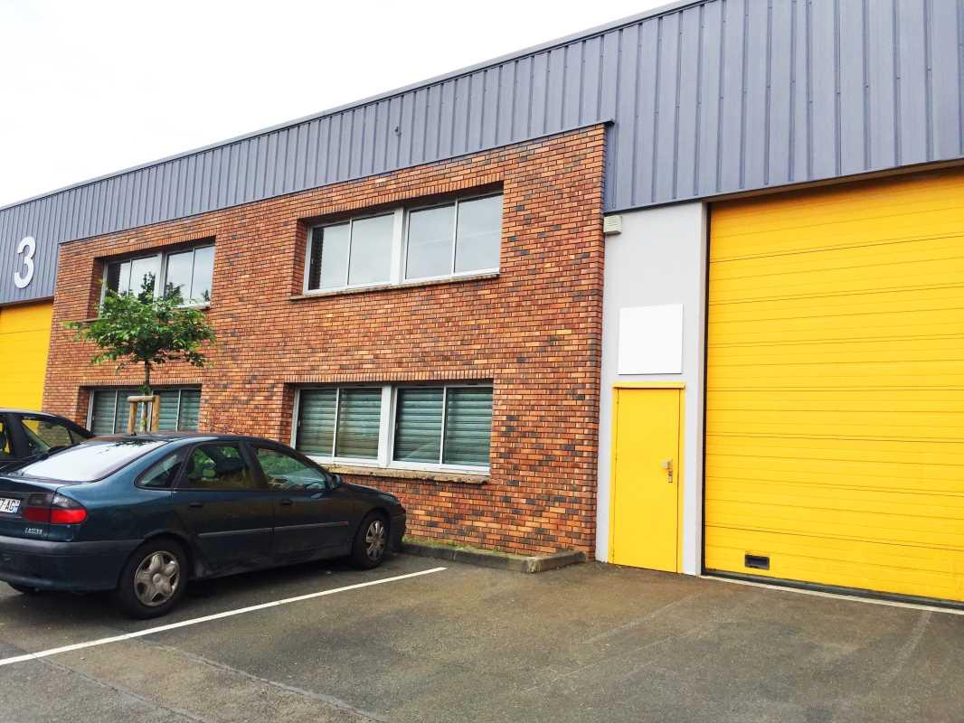 Photo du bien :  à Louer Entrepôt et Locaux d'activité 93350 LE BOURGET offre(...)