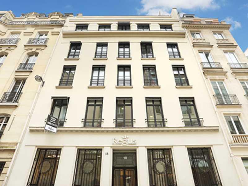 Photo du bien :  à Louer Bureaux 75008 PARIS offre 824941