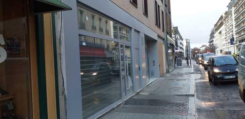 Photo du bien :  à Louer Locaux commerciaux 92100 BOULOGNE BILLANCOURT offre 827525