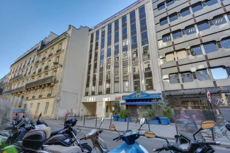 Photo du bien :  à Louer Bureaux 75008 PARIS offre 828897