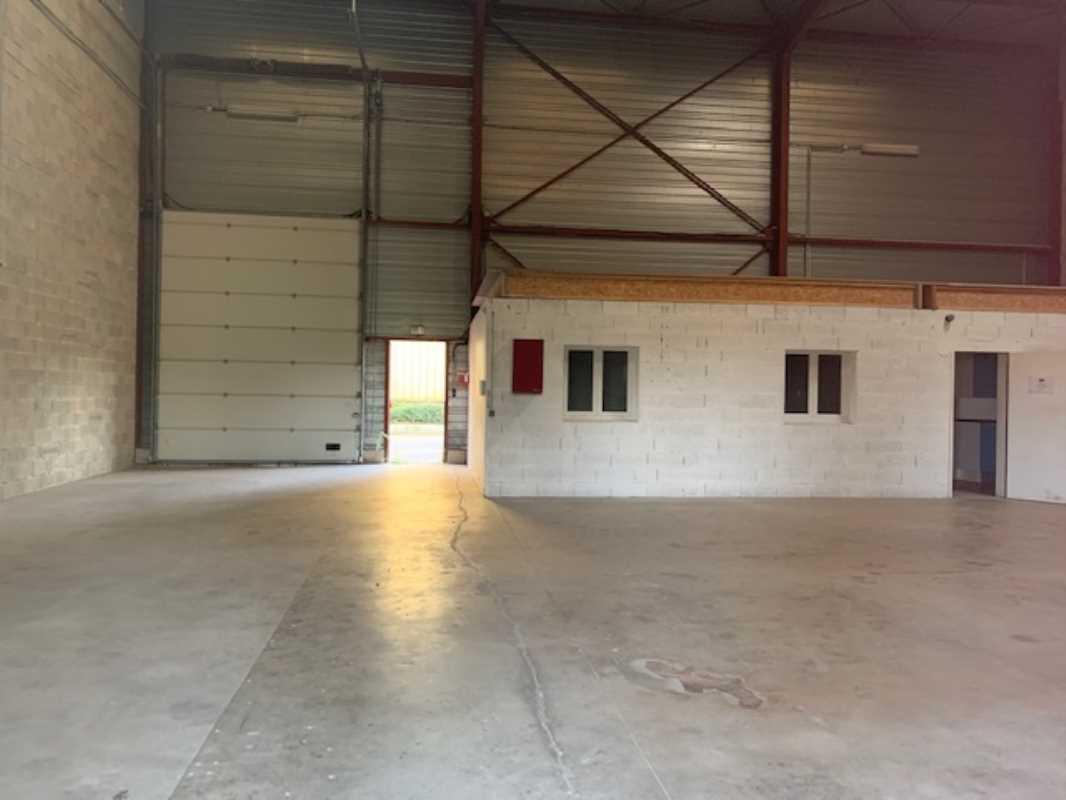 Photo du bien :  à Louer Locaux d'activité 95650 BOISSY L'AILLERIE offre(...)