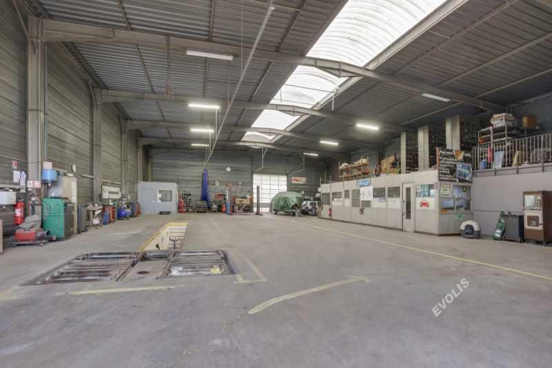 Photo du bien :  à Vendre Locaux d'activité 95200 SARCELLES offre 834426