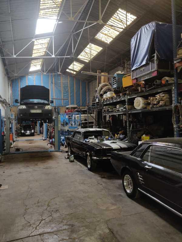 Photo du bien :  à Vendre Locaux d'activité 93170 BAGNOLET offre 835480