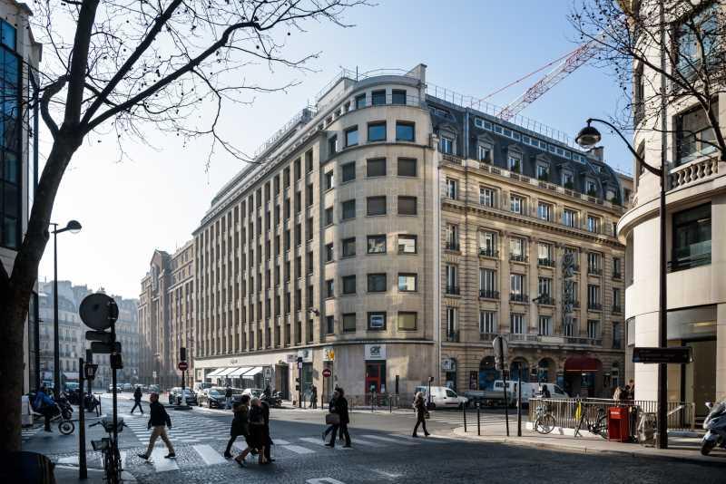 Photo du bien :  à Louer Bureaux 75008 PARIS offre 838035