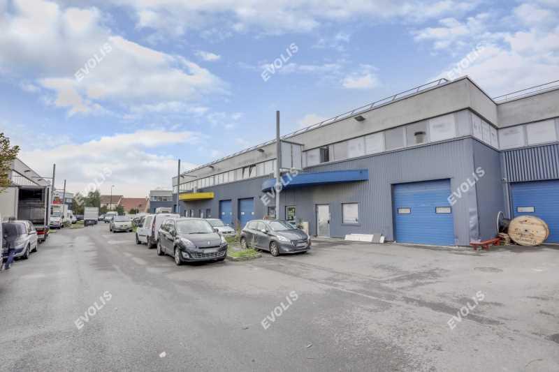 Photo du bien :  à Vendre Locaux d'activité 93240 STAINS offre 838572