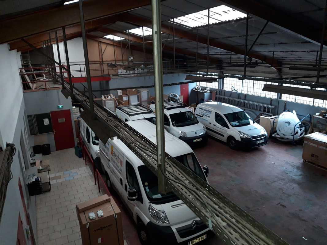 Photo du bien :  à Louer Locaux d'activité 91220 BRETIGNY SUR ORGE offre 843159