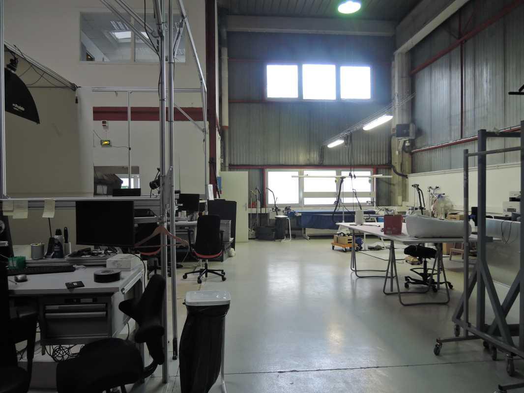 Photo du bien :  à Louer Locaux d'activité 93300 AUBERVILLIERS offre 847555