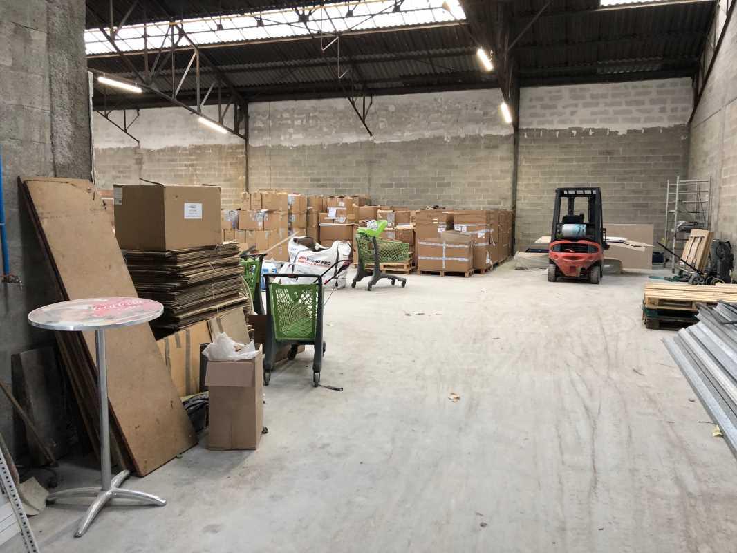 Photo du bien :  à Louer Locaux d'activité 92230 GENNEVILLIERS offre 848304