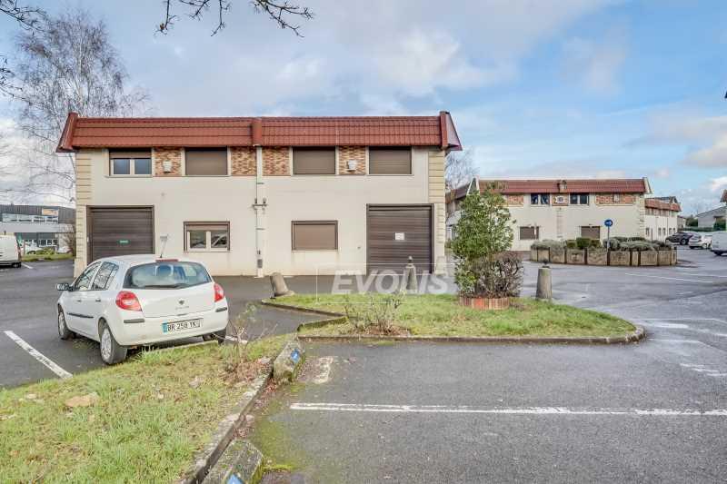 Photo du bien :  à Vendre Locaux d'activité 91300 MASSY offre 849748