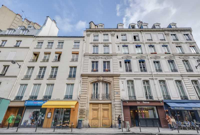 Photo du bien :  à Louer Bureaux 75002 PARIS offre 852335