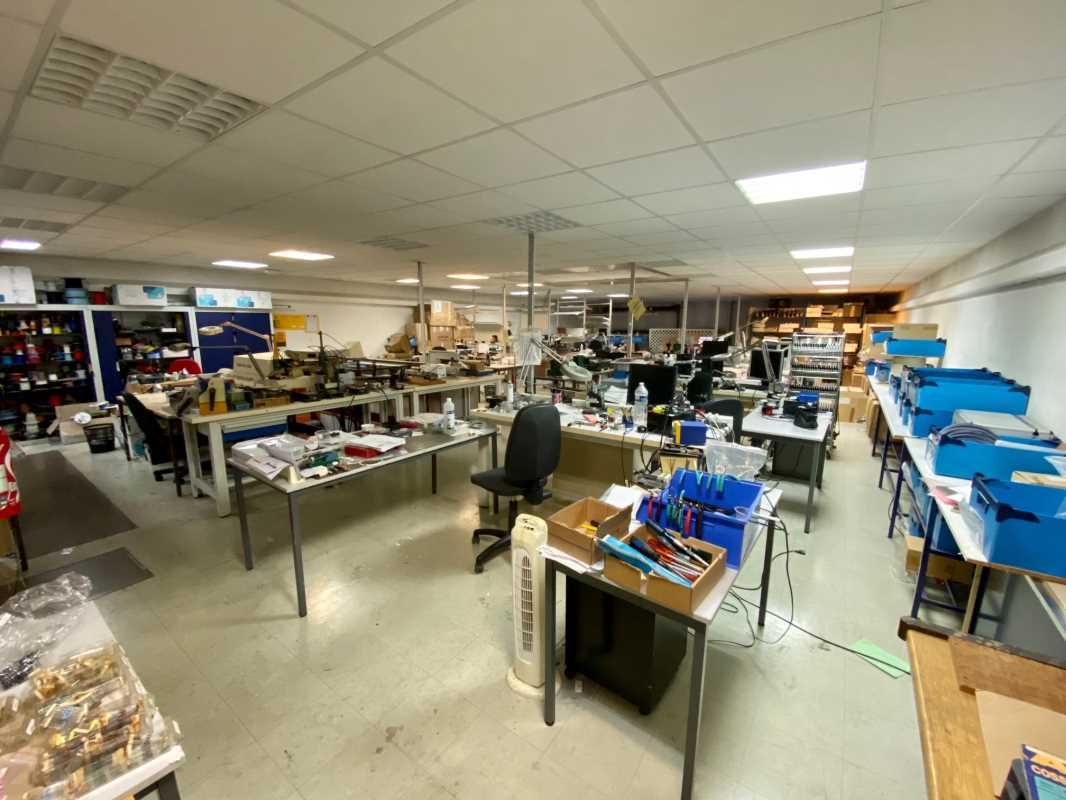 Photo du bien :  à Louer Locaux d'activité 93290 TREMBLAY EN FRANCE offre 852341