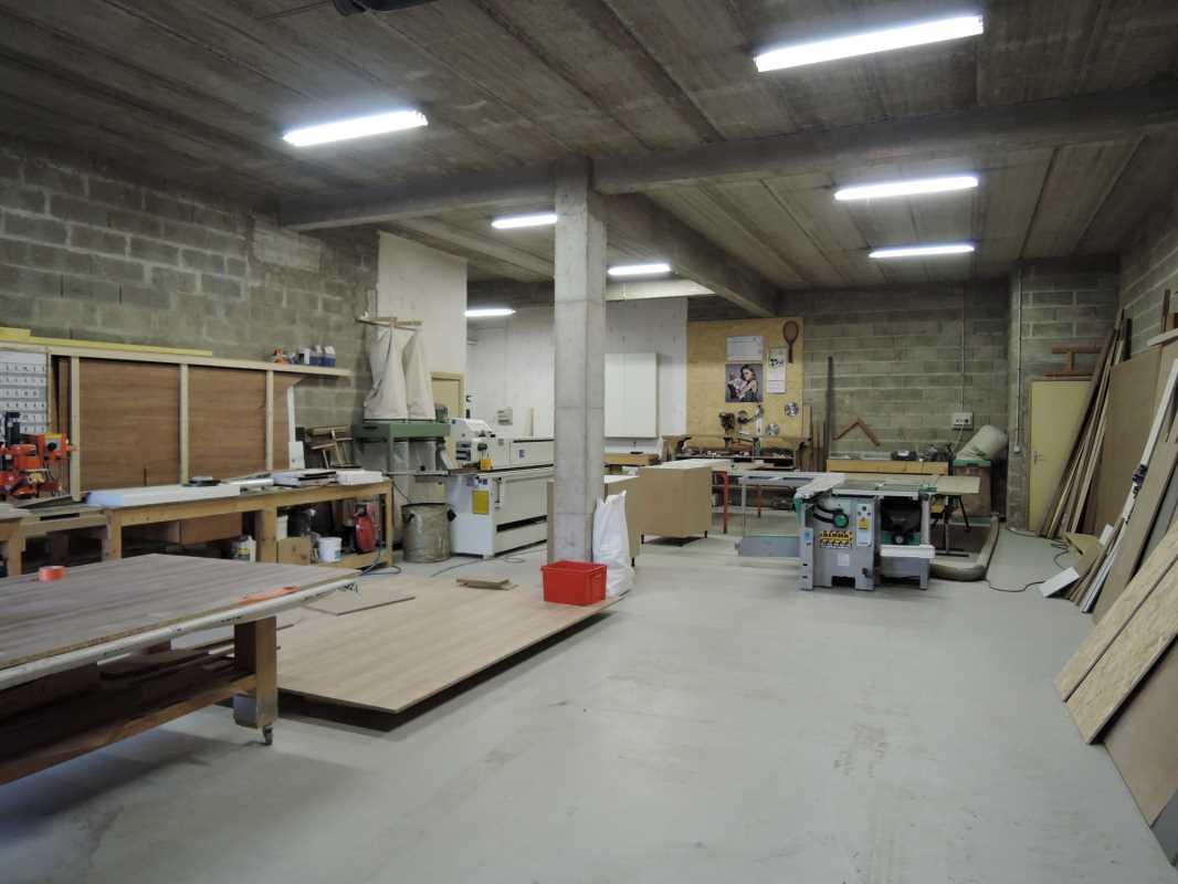 Photo du bien :  à Louer Locaux d'activité 77450 MONTRY offre 853044
